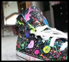 Paint   Splatter Shoes!
