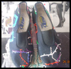 Underground   Tube Map Shoes