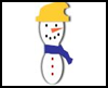 Wood    Spoon Snowman   : Snowmen Crafts for Children