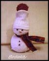 Beanie<br />  Snowman