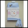 Snowman    Wall Hanging  : Snowman Crafts for Kids