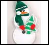 Foam<br />  Snowman