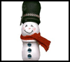Candlecup<br />  Snowman