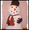 Fluffy<br />  The Snowman