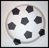 Soccer   Ball Frisbee  : Soccer Crafts Activities for Children