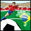 Soccer   Collage  : Soccer Crafts Activities for Children