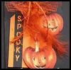 Spooky   Card  : Spooky Arts and Crafts Ideas