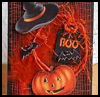 Spooky   Halloween Card  : Spooky Arts and Crafts Ideas