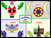 December   Multi-Cultural Holidays Collage  : Ideas for Designing School Bulletin Boards