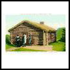 Pilgrim   log Cabin