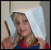 Pilgrim     Hat Craft  : Crafts with Pilgrims