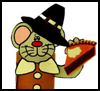 Pilgrim   Mouse Craft
