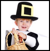 Pilgrim Hat  : Crafts with Pilgrims