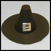 Thanksgiving   Pilgrim Hat Craft