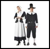 Pilgrim   Costume  : Crafts with Pilgrims