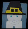 Great   Pilgrim Figures  : Pilgrim Crafts Ideas for Kids