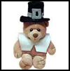 Pilgrim   Clothes for Boy Beanbag Animals  : Crafts with Pilgrims