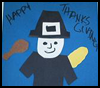 Pilgrim   Cards   : Thanksgiving Pilgrim Crafts Projects for Children