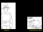 Thecoloringspot.com : Thanksgiving Coloring Printables