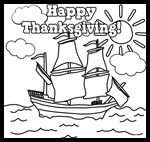 Coloringpagesforkids.info : Thanksgiving Coloring Printouts