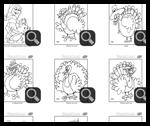 Supercrayon.com : Free Thanksgiving Coloring Printouts
