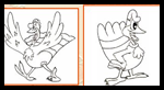 Alphabet-soup.net : Free Thanksgiving Coloring Pages