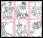 Coloring-book.info : Free Coloring Thanksgiving Worksheets