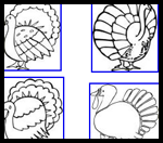 - We have different types of Thanksgiving coloring pages to print; pilgrims, pumpkins, turkeys and more.