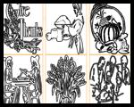 Crescentshell.com : Free Coloring Thanksgiving Worksheets