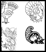 Spfdbus.com : Free Coloring Thanksgiving Worksheets
