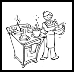 Partysupplieshut.com : Free Thanksgiving Coloring Pages