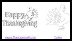 Parenting.leehansen.com : Thanksgiving Coloring Printables