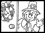 First-school.ws : Thanksgiving Coloring Pages