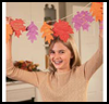 Garland   of Gratitude   : Thanksgiving Crafts Activities for Children