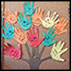 A   Child's Thanksgiving Tree  : Thanksgiving Crafts Ideas for Kids
