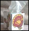 Thanksgiving   Kleenex Box Cover
