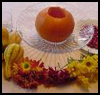 Easy   Thanksgiving Centerpiece (Pumpkin, Flowers and Gourds)