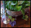 Candles   and Leaves  : Thanksgiving Table Decorations Crafts Ideas