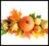 Thanksgiving   Garland Centerpiece