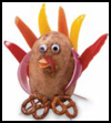 Spuds   McTurkey    : Thanksgiving Turkeys Activities