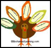 Thankful   Turkey Craft  : How to Make Craft Turkeys