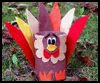 Tin   Can Turkey Craft  : How to Make Craft Turkeys