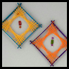 String Art Decorations Craft with Yarn or String