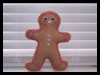 Learn to Sew Gingerbread Man