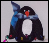 Penguin Ornament Felt Craft for Kids