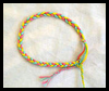 Letters for Friendship Bracelets or... Pony Bead - Seed Bead Projects