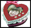 Mini Heart Box with Photo Craft