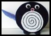 Poliwag Pokemon Craft for Kids with CDs and Felt
