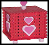 Skill Stick Valentine Box Craft
