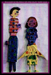 Wooden Figure Key Hanger Craft for Kids